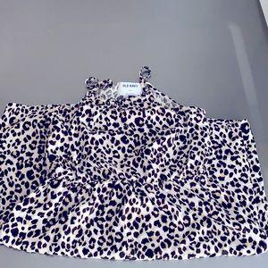 Old Navy Leopard Girl Dress
